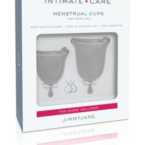 JIMMYJANE INTIMATE CARE MENSTRUAL CUPS